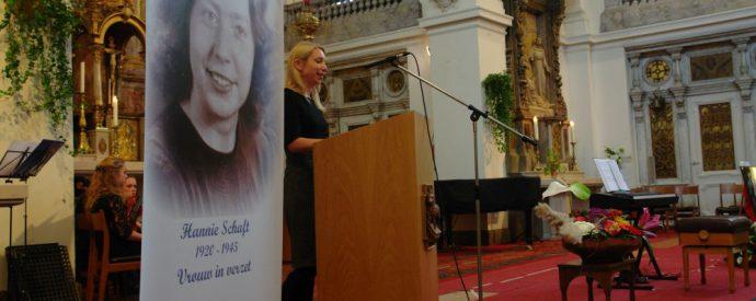 Ingrid van der Chijs: De oorlog is een geschiedenisles
