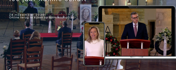 Terugkijken viering: 100 jaar Hannie Schaft – pal voor de vrijheid