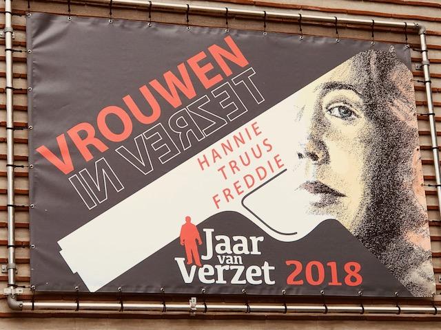 expositie vrouwen in verzet Kamp Vught