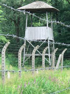 wachttorens van Kamp Vught