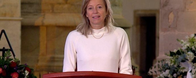 Kajsa Ollongren: De grijstinten van de vrede