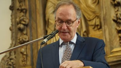 Alexander Rinnooy Kan: Ongelijkheid brengt vrijheid in gevaar