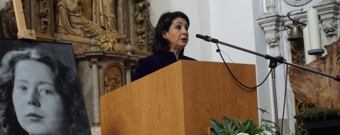 Khadija Arib: Blijven inspannen om democratie te behouden