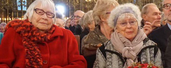 Hannie Schaft Herdenking 2015 met Sybrand Buma